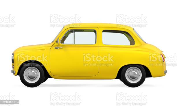 Yellow retro car isolated picture id825047116?b=1&k=6&m=825047116&s=612x612&h=vjiuhbtp7n5 cts053kf1vz 6odj6n5t6ujk63gqmcg=