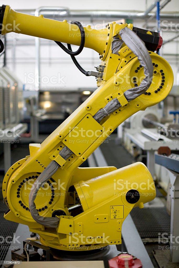 Roboter der Arbeit – Foto