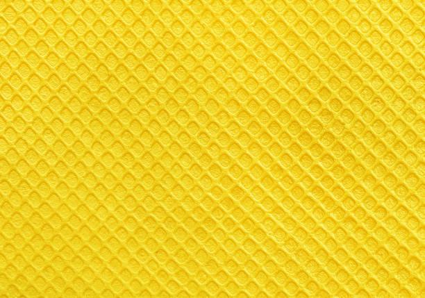yellow rubber texture background. - materiale gommoso foto e immagini stock