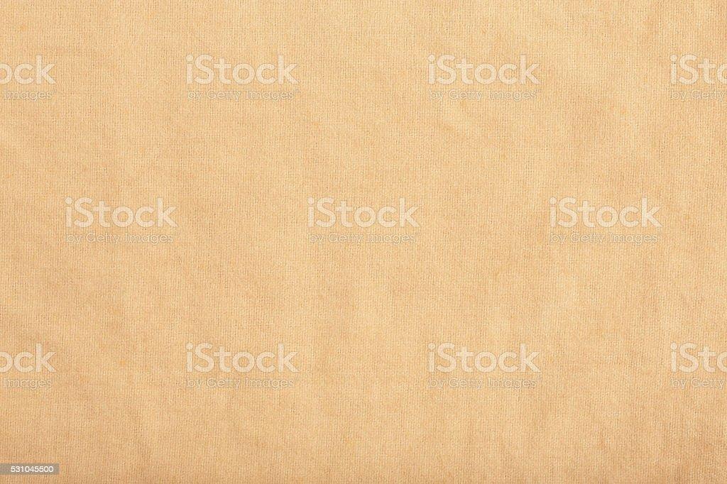 Yellow sackcloth woven texture background stock photo
