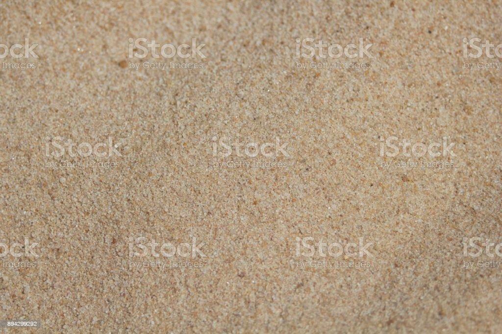 Yellow Sand texture stock photo