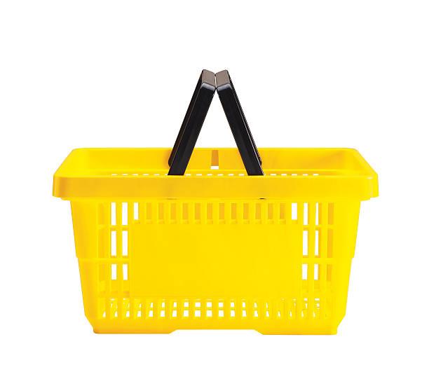 panier (cliquez pour en savoir plus - objet jaune photos et images de collection