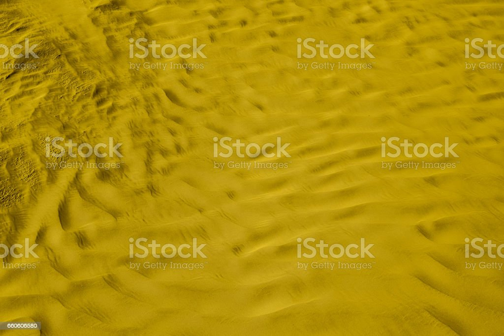 Yellow silver color. Desert. Modern and contemporary wallpaper for interior design. Background and Texture royalty-free stock photo