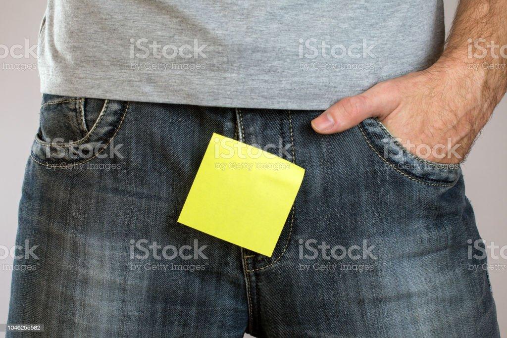 Mehr Gelber Herren Stockfoto Bilder Aufkleber Jeans Und Von OiXZuPkwT