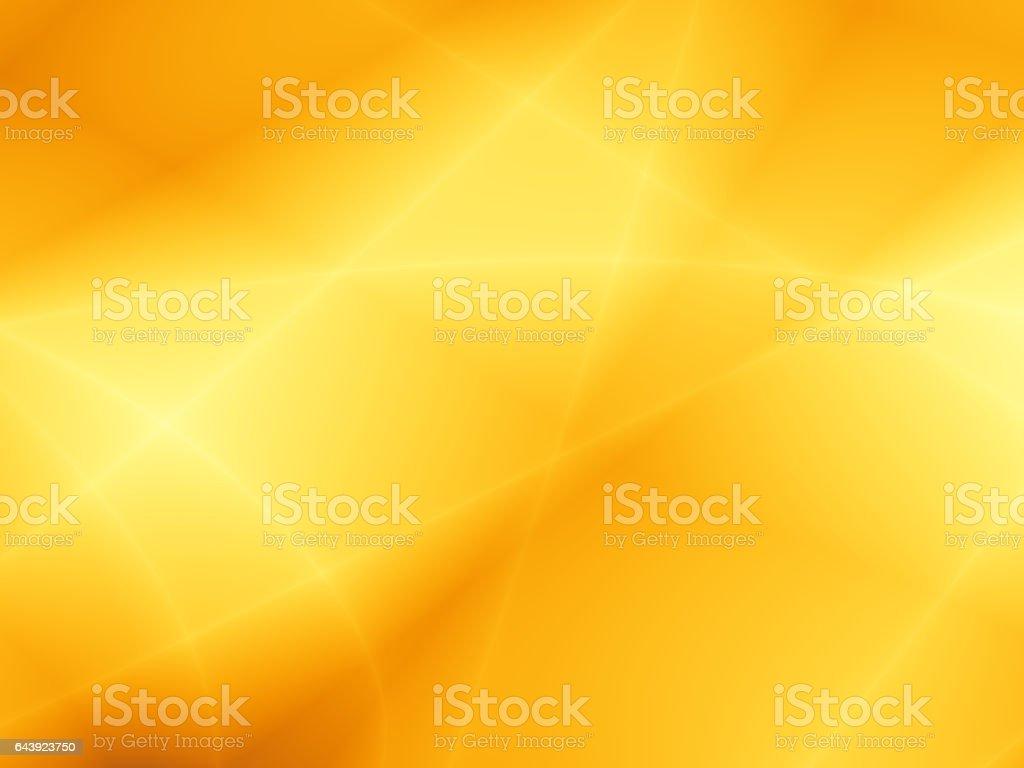Yellow summer holiday card design - foto de stock
