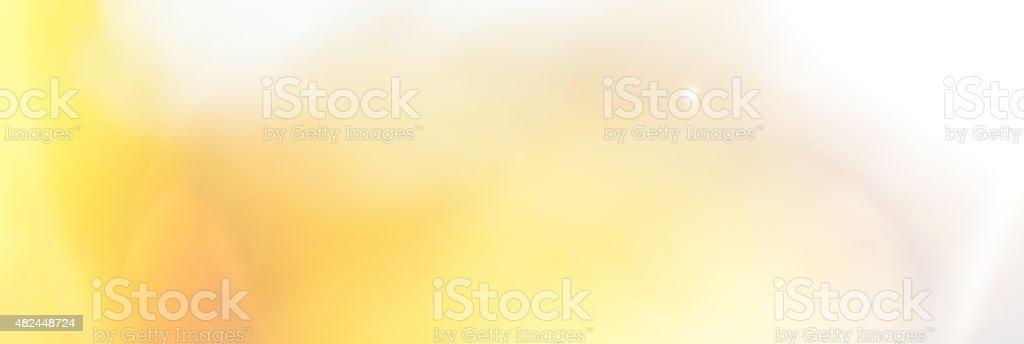 Gelbe sonnige abstrakt Hintergrund – Foto