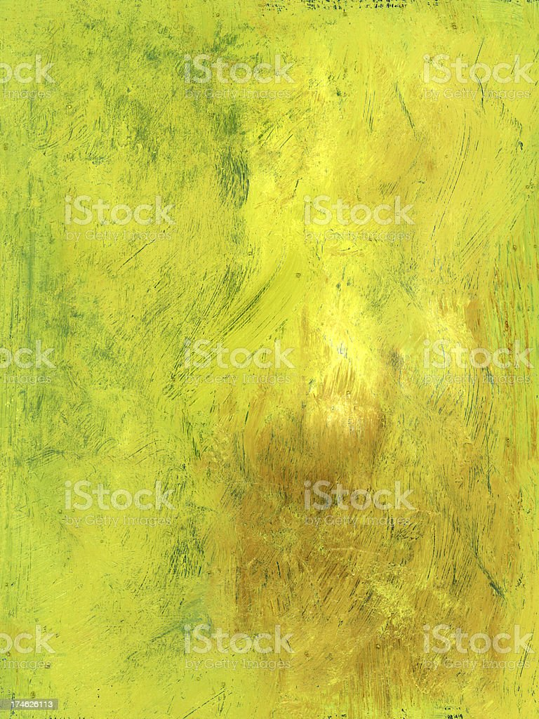 Yellow Textured Background royalty-free stock photo