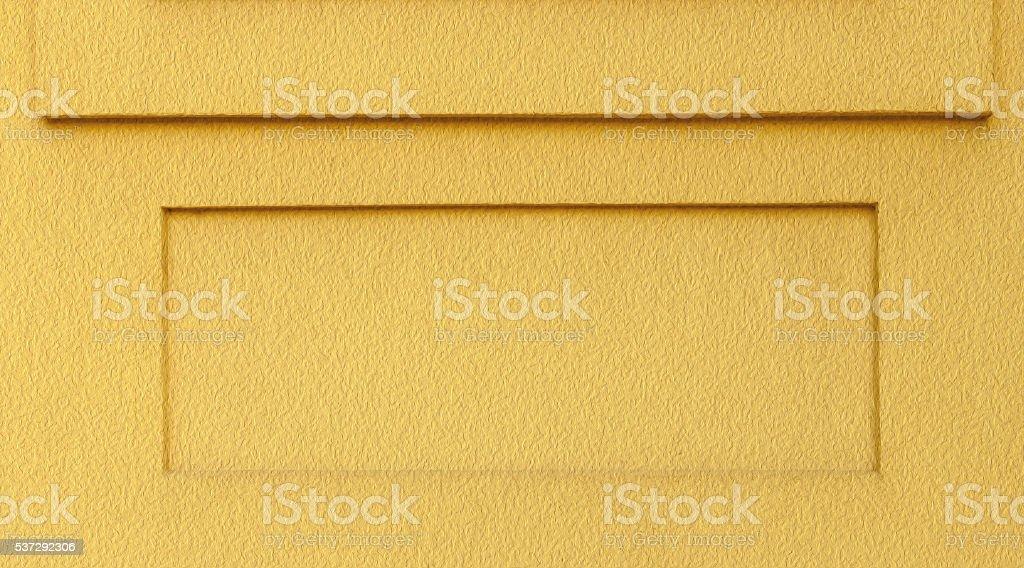 Yellow Textured Background stock photo
