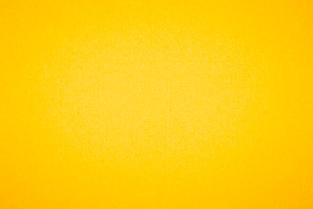 yellow textured paper background - yellow stock photos and pictures