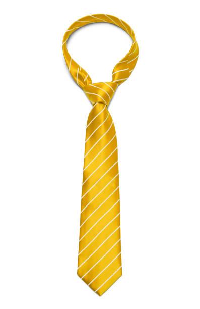cravate jaune - cravate photos et images de collection