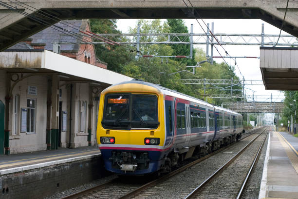 Pendler Bahnhof – Foto