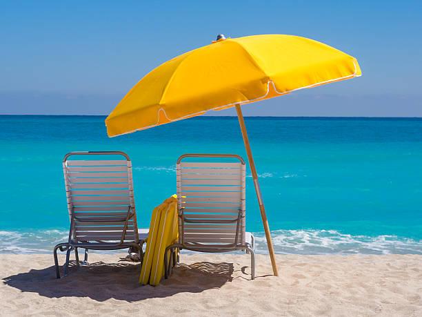 Ombrelloni Per La Spiaggia.Ombrellone Da Spiaggia Foto E Immagini Stock Istock