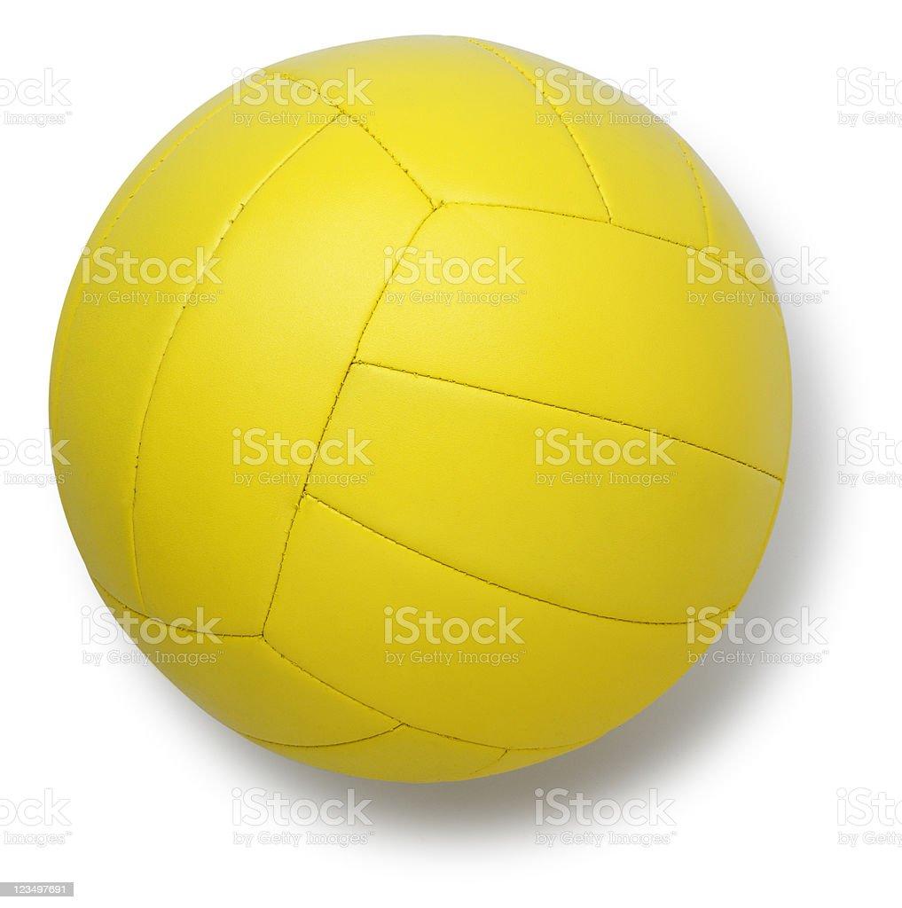 Jaune de volley-ball - Photo