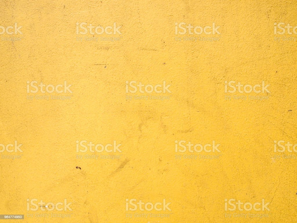 yellow wall background royalty-free stock photo