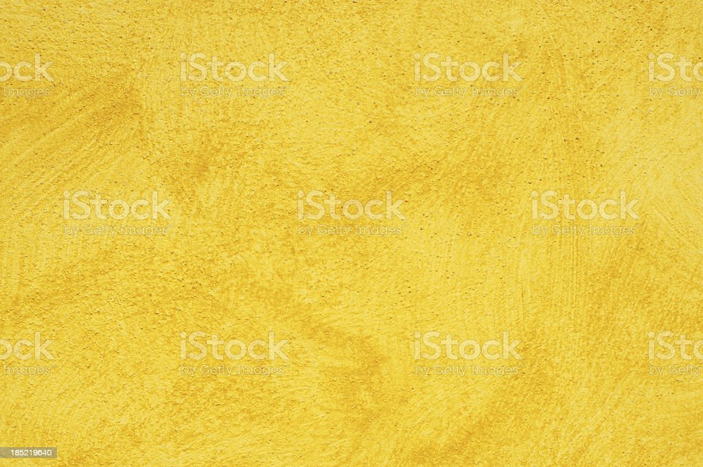 Yellow Wall Background; Texture Pattern stock photo