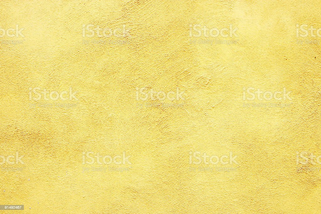 Yellow Wall Texture Background Pattern stock photo