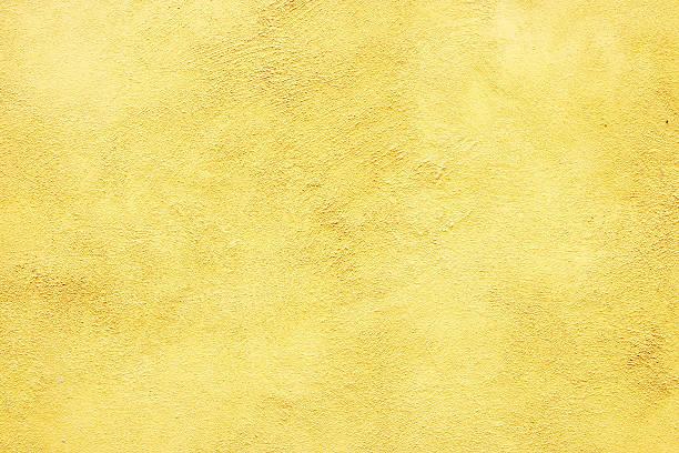 Gelbe Wand Textur Hintergrund-Muster – Foto