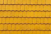 Yellow Wood Panelling, Puerto Varas