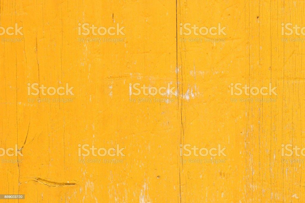 Textura de fondo de madera amarillo - foto de stock