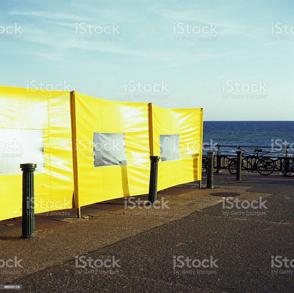 Yellowness royalty free stockfoto