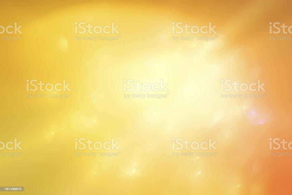 yellow-orange abstract stock photo