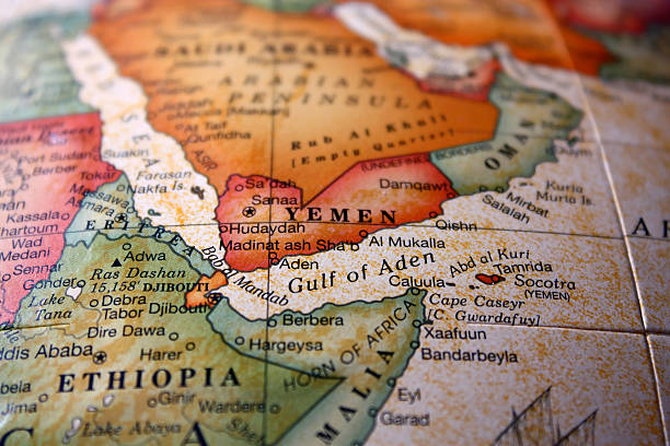 yemen - horn of africa stock photos and pictures