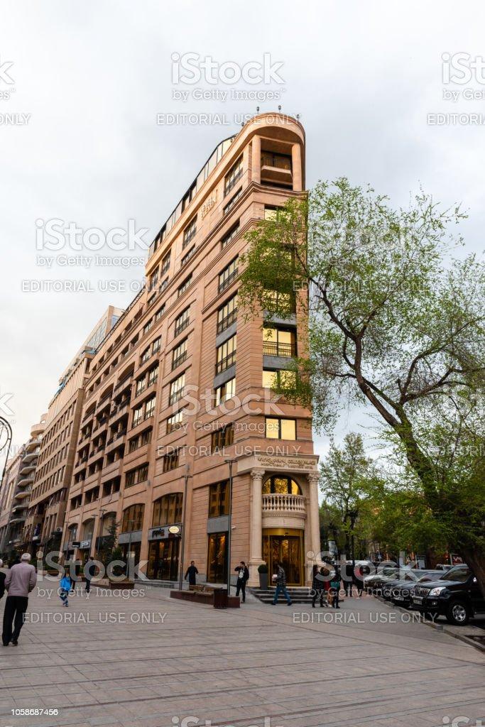 Yerevan Stadt Ist Die Hauptstadt Von Armenien Stockfoto Und Mehr Bilder Von Architektur Istock