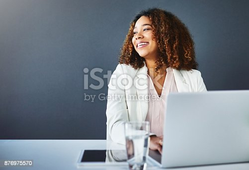 istock Yes I finally finished my tasks 876975570