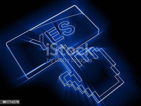 istock Yes ok button 961714278