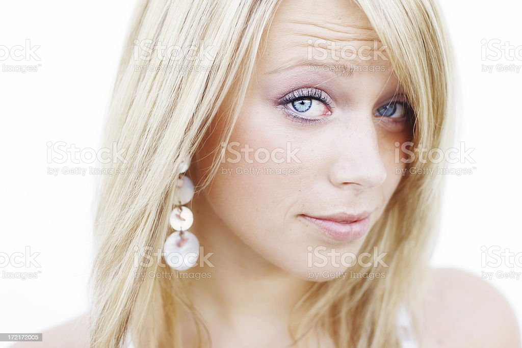 Yes? royalty-free stock photo