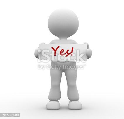 istock Yes 537713989