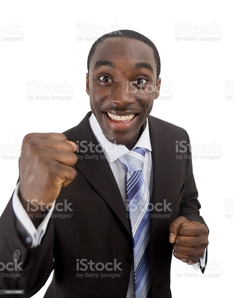 Yes Success!!! royalty-free stock photo