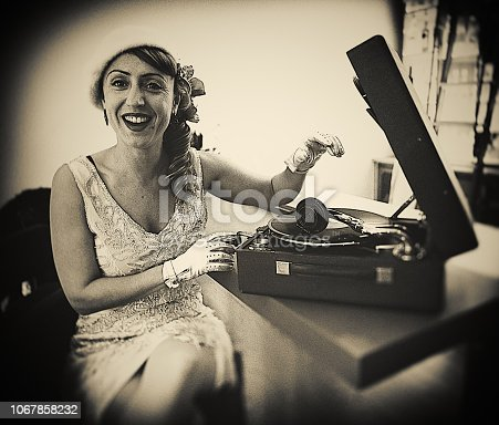 1065736660istockphoto Yes, this crazy music invites you to dance!!! 1067858232