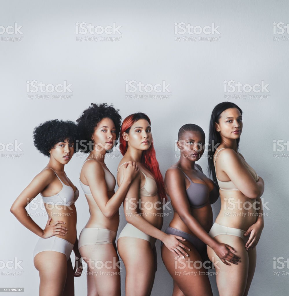Yes we are different and that's what makes us beautiful stock photo