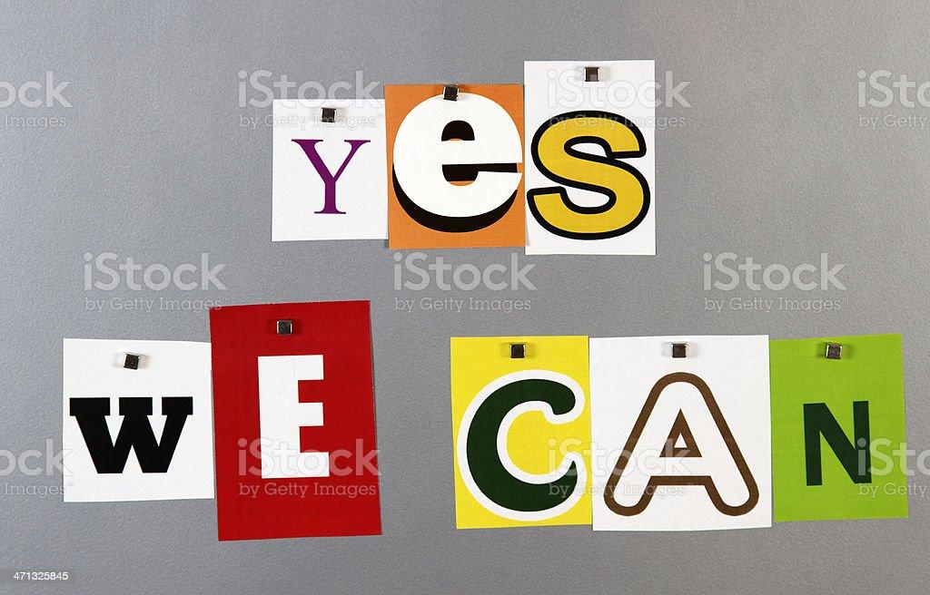 Ja können wir – Foto