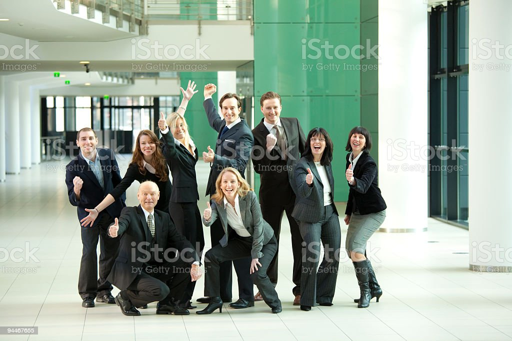 yes we made it! royalty-free stock photo