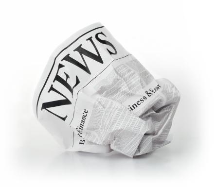 Yesterdays Newspaper
