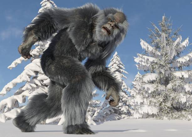 Yeti winter in the forest 3d illustration picture id1184750637?b=1&k=6&m=1184750637&s=612x612&w=0&h=a5yd9c 8htyjuwiqqm bl84yv8oizdsmbwvzevvc5qg=