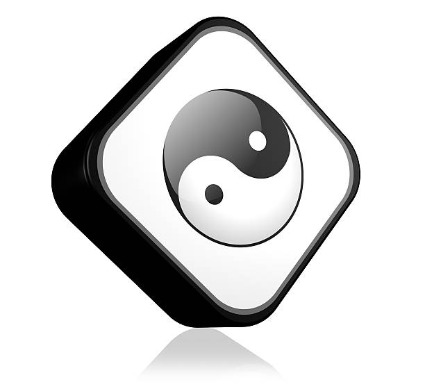 Royalty Free Yin Yang Symbol Keyboard Pictures Images And Stock