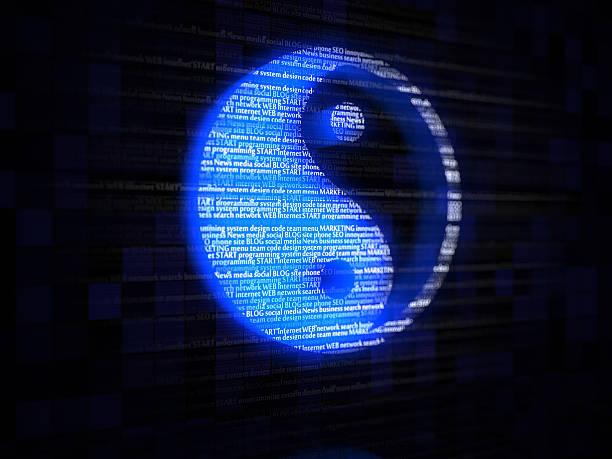 yin yang symbol - yin yang symbol stock pictures, royalty-free photos & images