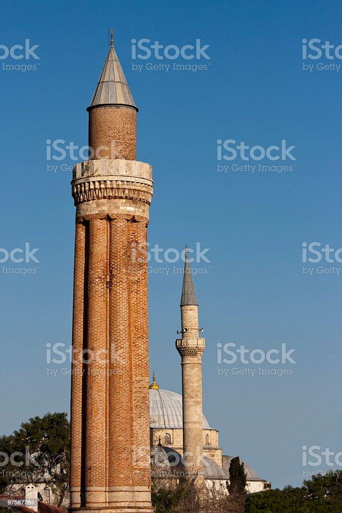 yivli minaret royalty-free stock photo