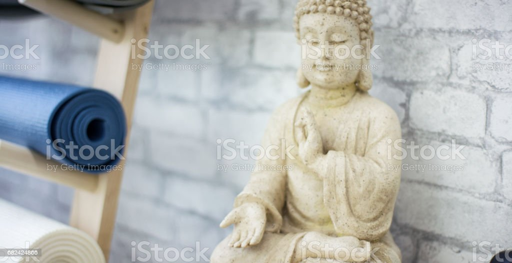 Yoga Background royalty-free stock photo