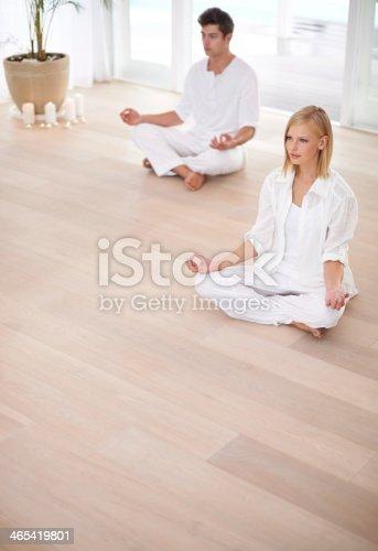 1060280766istockphoto Yoga- Bringing couples together 465419801