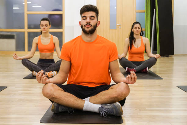 Yoga-Kurs – Foto