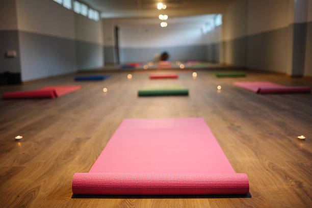 Yoga Class Yoga class yoga class stock pictures, royalty-free photos & images