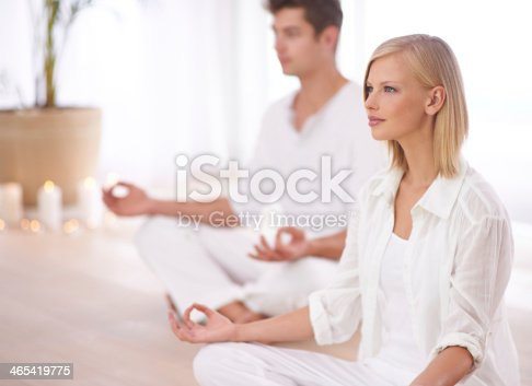 1060280766istockphoto Yoga eliminates everyday stress 465419775