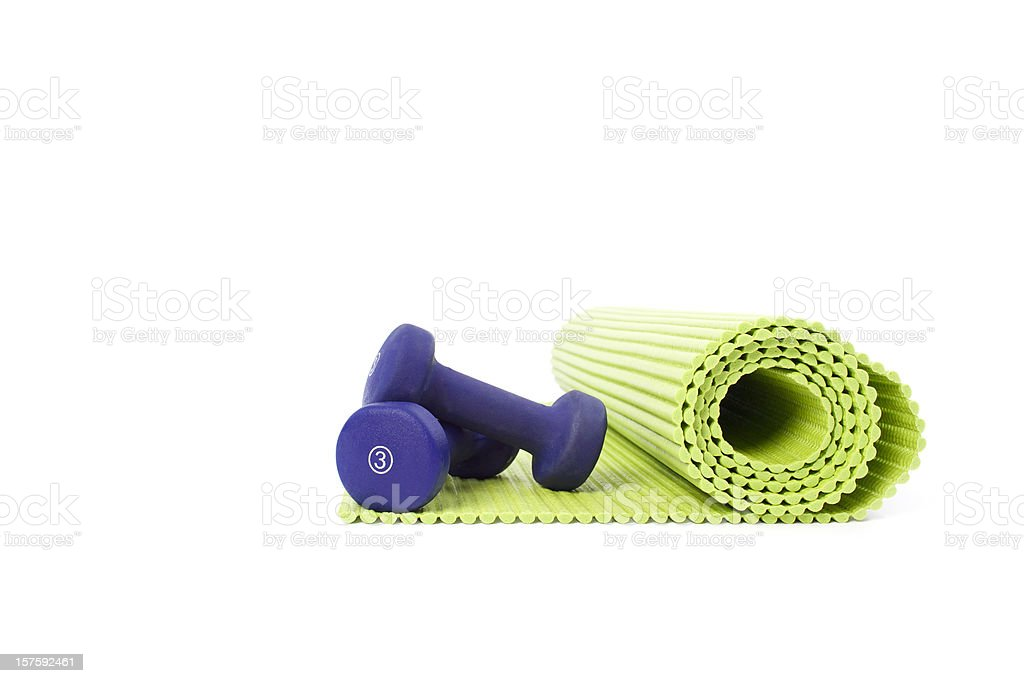 Tapis de Yoga - Photo