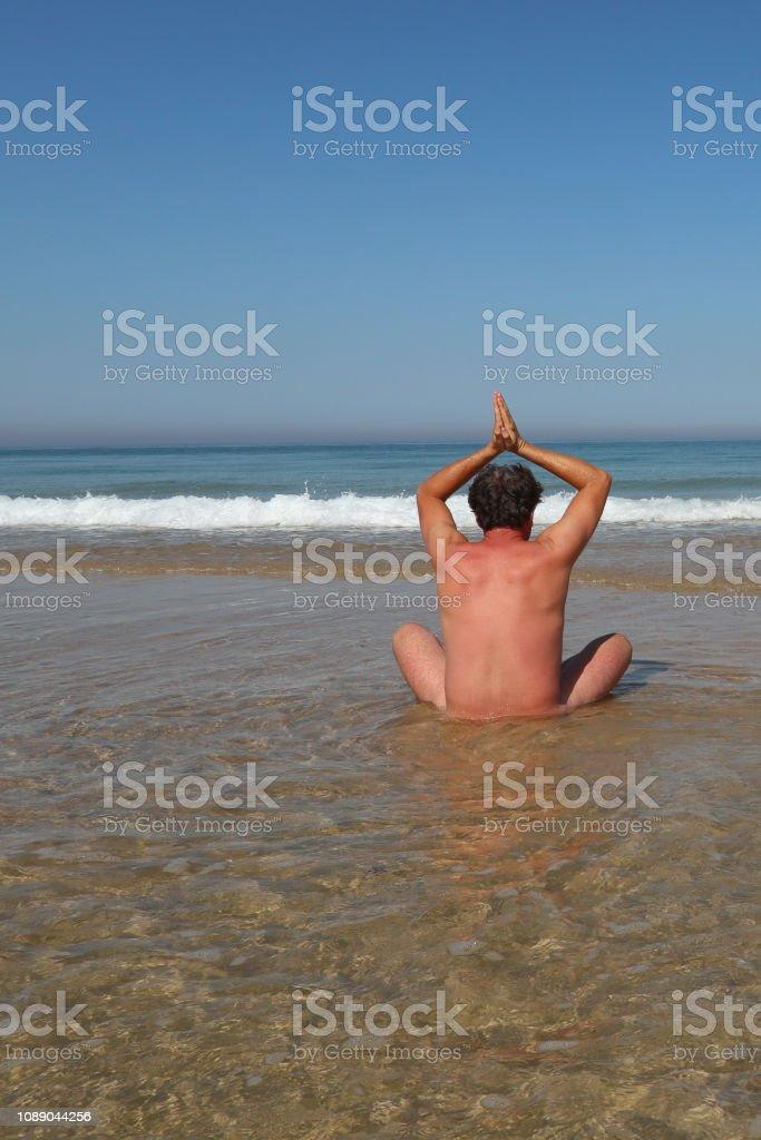 Fkk strand mädchen nackt