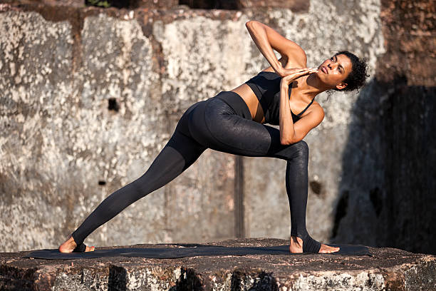 yoga - kundalini yoga stock-fotos und bilder