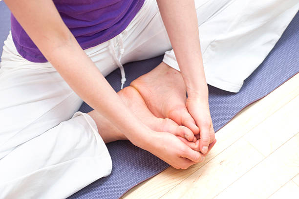 yoga-platz - kundalini yoga stock-fotos und bilder